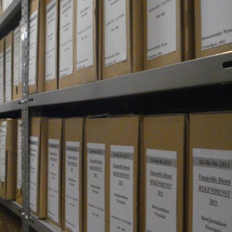 archiefdozen stadsarchief Blankenberge