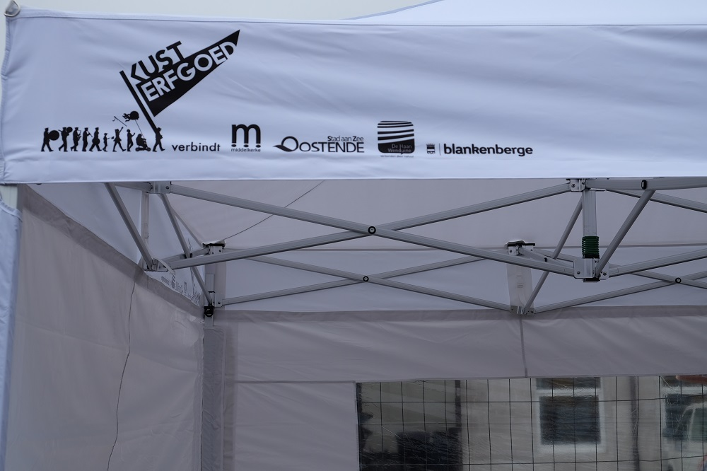 detail tent