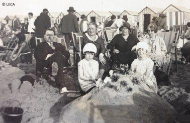 strandbloemen Heist 1931 c LECA
